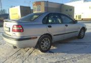 Вольво s40 2,0 АКПП 2003 года выпуска
