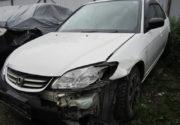 Хонда Цивик Фарио 1.5 л АКПП 2002 год выпуска