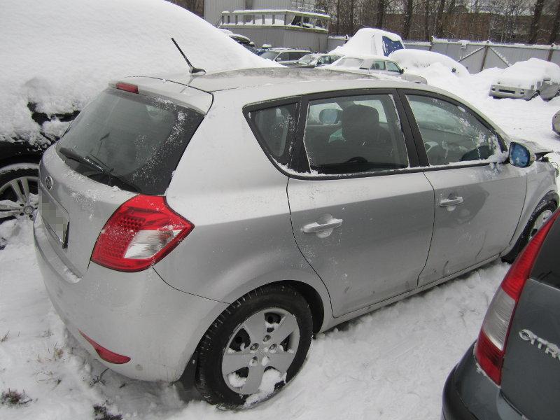 Киа Cид 1,6 МКПП 2009 года выпуска