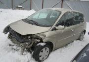 Рено Cценик 1,5 дизель МКПП 2007 года выпуска