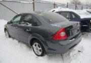 Форд Фокус 2.0 МКПП 2007 года выпуска