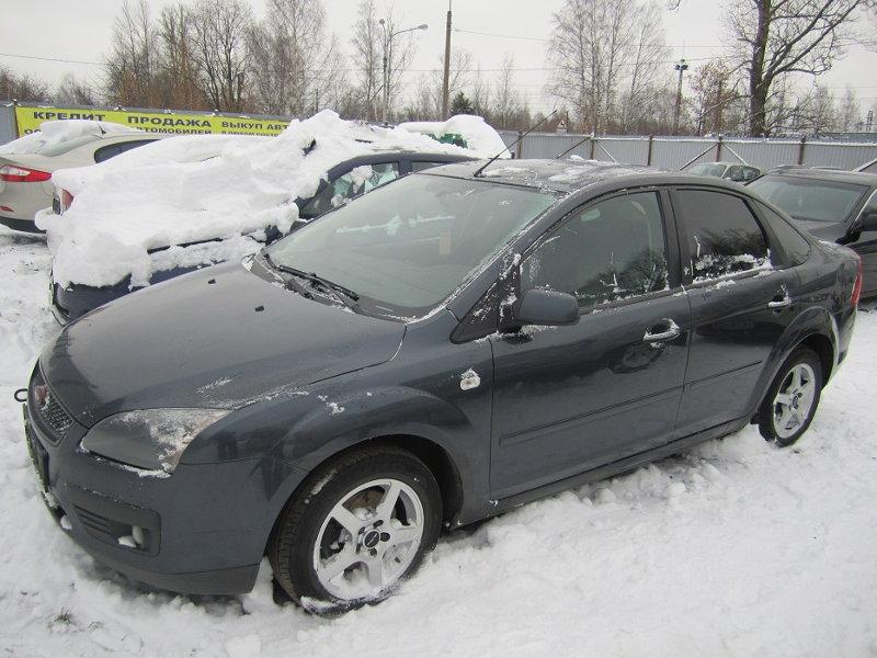 Форд Фокус 2,0 МКПП 2007 года выпуска