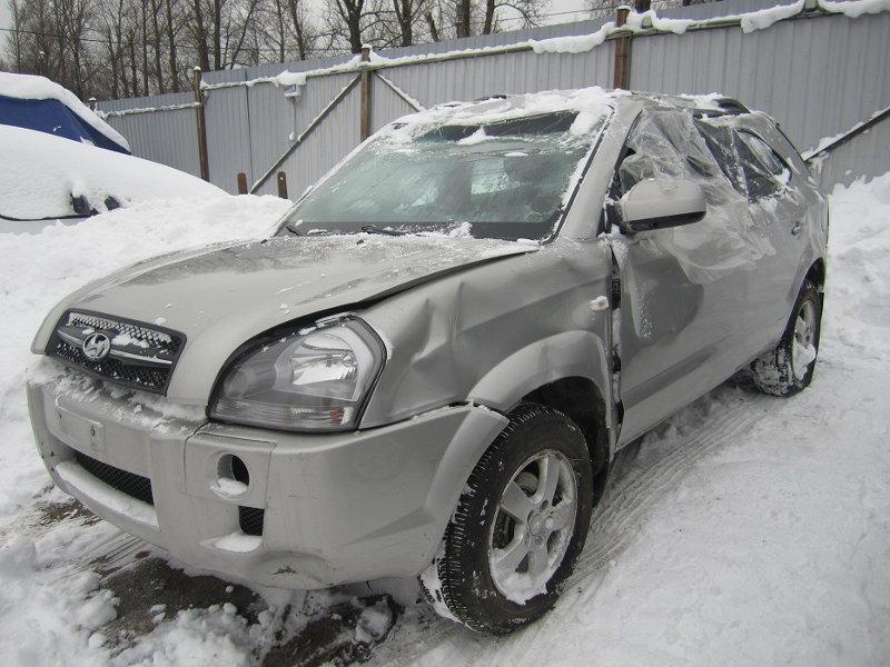 Хундай Туксон 2,0 МКПП 2006 года выпуска